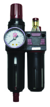 RTI FRL250-G Filter/Regulator/Lubricator w/Gauge