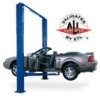 Quality Lift 9,000 lb Floor Plate 2-Post Lift