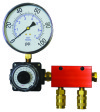 RTi R4DMG Regulator w/Gauge and Manifold