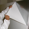 Removable Paint Booth Coating